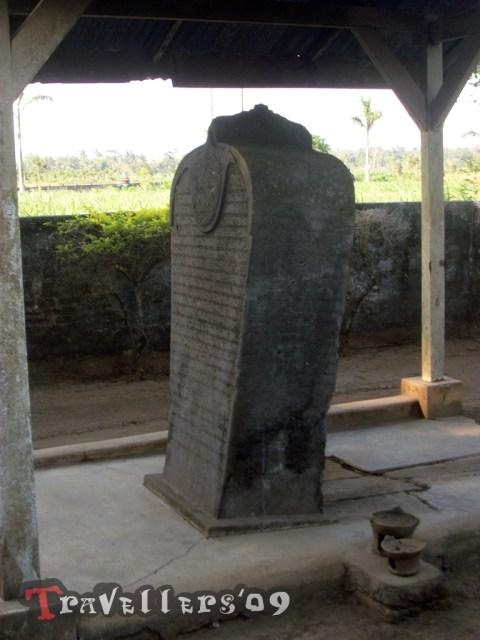 Prasasti Jaring, Peninggalan Kerajaan Kadiri di Blitar Selatan 7