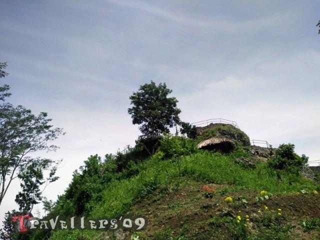Puncak Rikmo, Puncak Gunung Buthak yang Ditendang Anoman 4