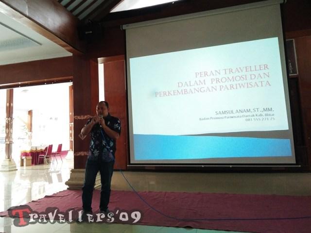 Seminar Pariwisata dan Workshop Fotografi, dalam Rangkaian Peringatan 9 Tahun DTrav 23