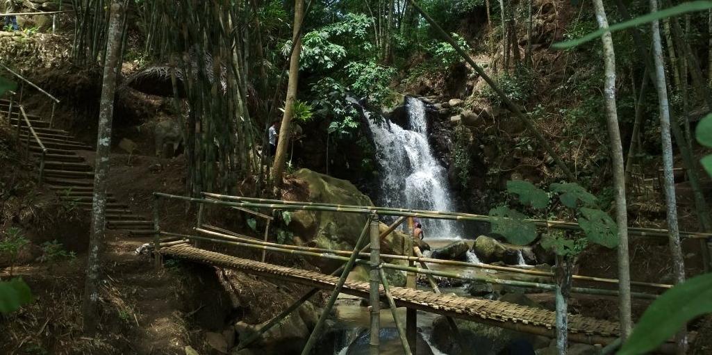 Air Terjun Selo Kajar, Jurug Mini dari Resapombo Blitar 1