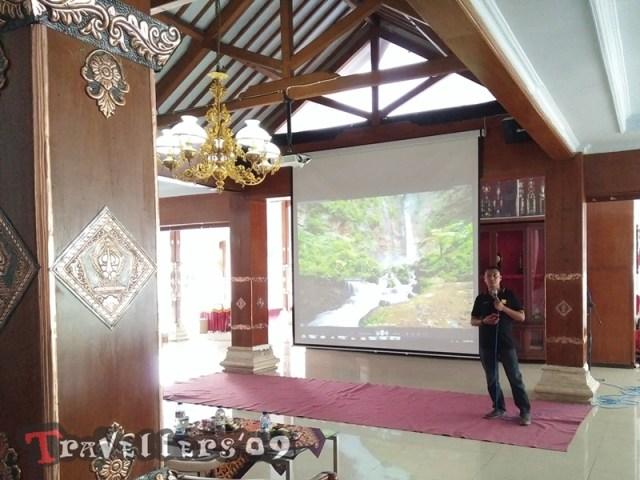 Seminar Pariwisata dan Workshop Fotografi, dalam Rangkaian Peringatan 9 Tahun DTrav 9