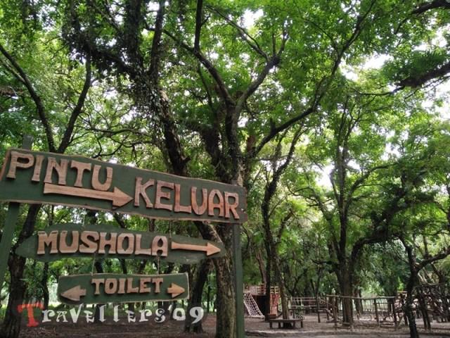 Kesambi Trees Park Blitar 5