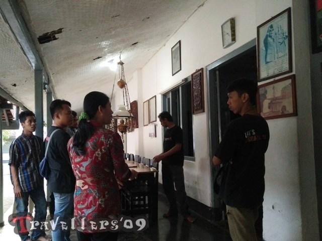 BUBER Heritage Istana Gebang, Buka Bersama DTrav Blitar 2018 3