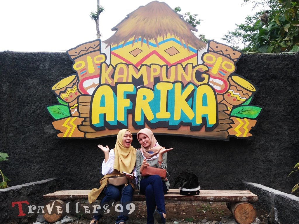 Kampung Afrika, Blitar 1