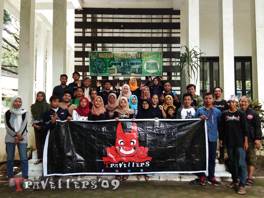 Napak Tilas 10 Tahun DTravellers di Selomangleng Kediri 15