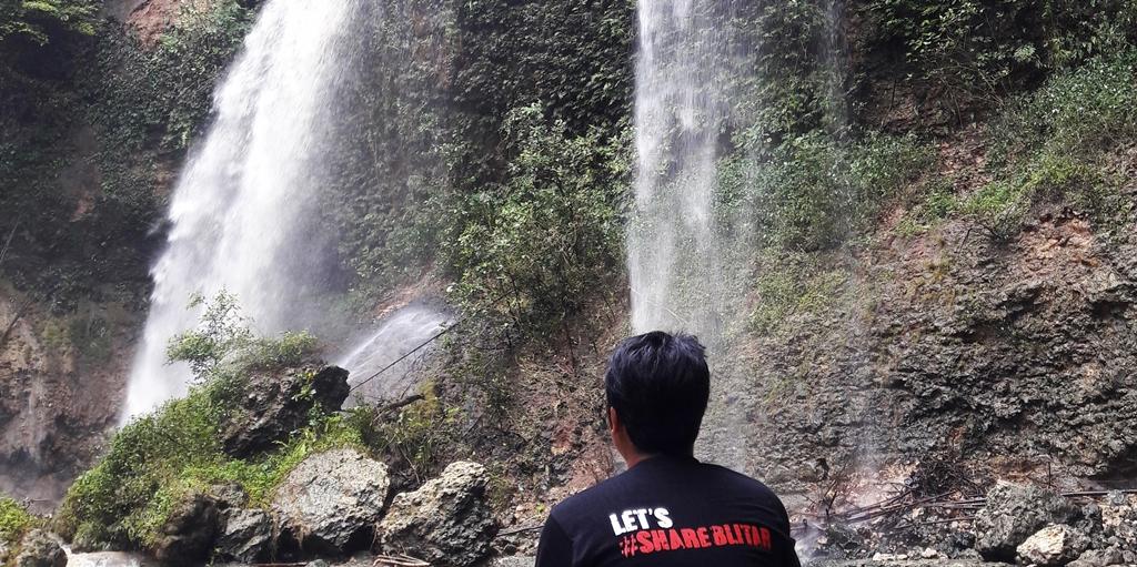 Jurug Kaliwungu Blitar, Air Terjun Cantik di Perbatasan 1