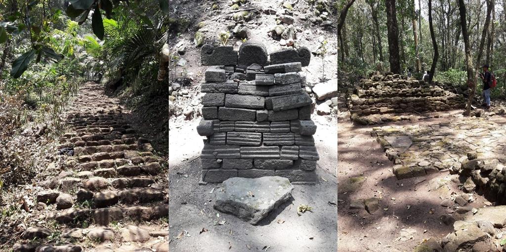 Situs Pundensari, Peninggalan Sejarah di Belantara Resapombo Blitar 10