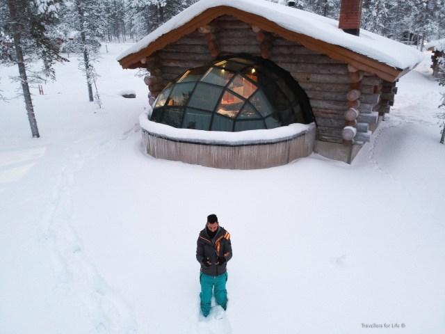 Kello Glass Chalet Finland