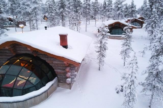 Ταξίδι στη μαγευτική Λαπωνία της Φινλανδίας