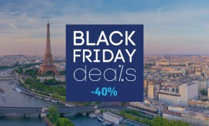 Black Friday! Η Aegean «χτυπάει» την Black Friday με έκπτωση – 40% προς όλους τους προορισμούς εξωτερικού!