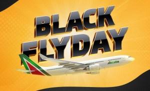 Black Friday!Εκπτωτικός Κωδικός 25% έκπτωση της Alitalia για πτήσεις μέχρι 31 Μαρτίου 2020!