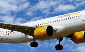 Black Friday!Πετάξτε με την Vueling από 9,99€ για πτήσεις μέχρι τις 24/10/2020