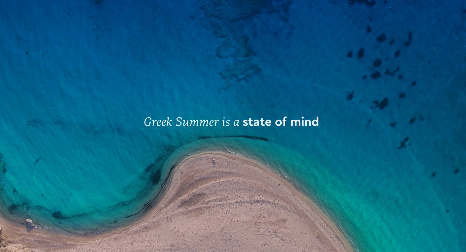 «Greek Summer is a state of mind» (video)