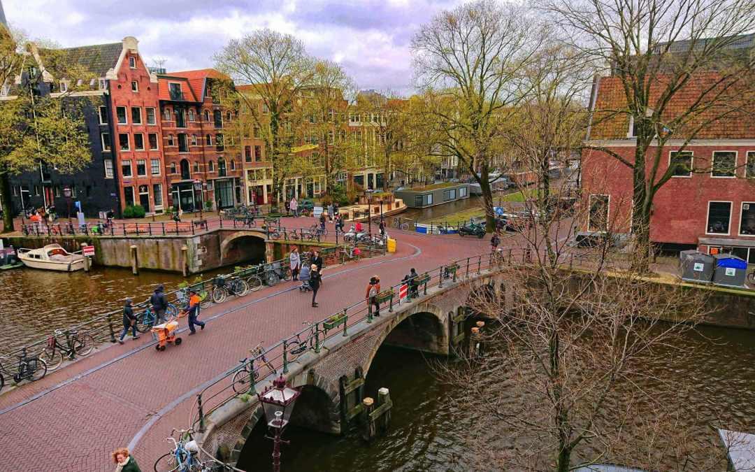 Ποδήλατο στο Άμστερνταμ και ακόμη παραπέρα!