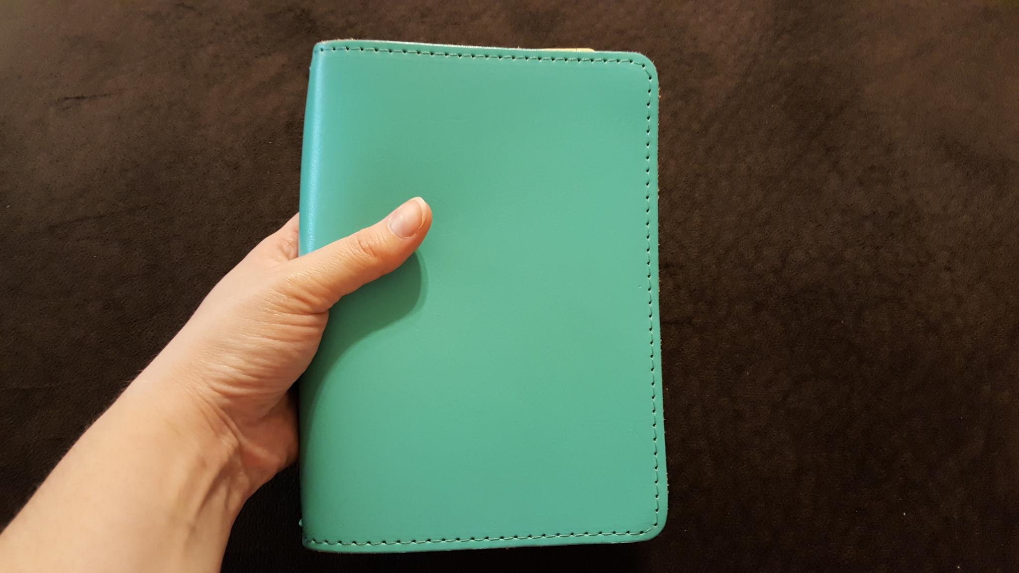 My favourite Travellers Notebook - Cori
