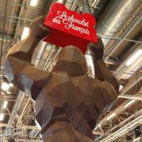 A day at the Salon du Chocolat, Paris (FR)