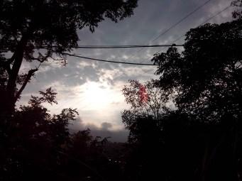 Sunsets and Street Inside-Jansooh -Village Travel Pathway Pics2