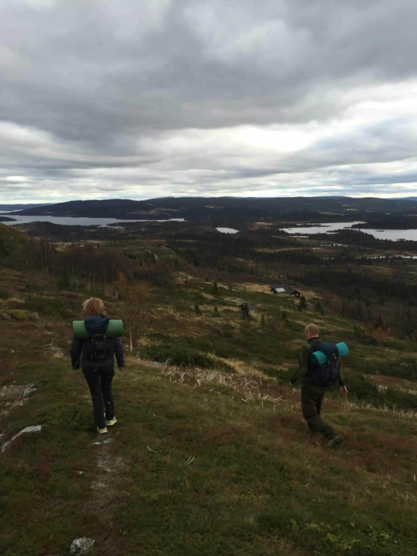 Hiking in Norway, Hiking in Hemsedal, norwegian mountains, mountains in norway