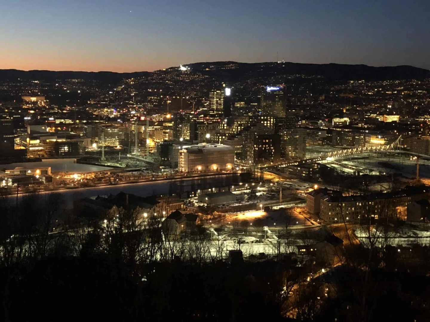 best time to visit Oslo, things to do in Oslo, free things to do in Oslo, fun things to do in Oslo, Oslo in fall, things to do in Oslo at night, Ekeberg