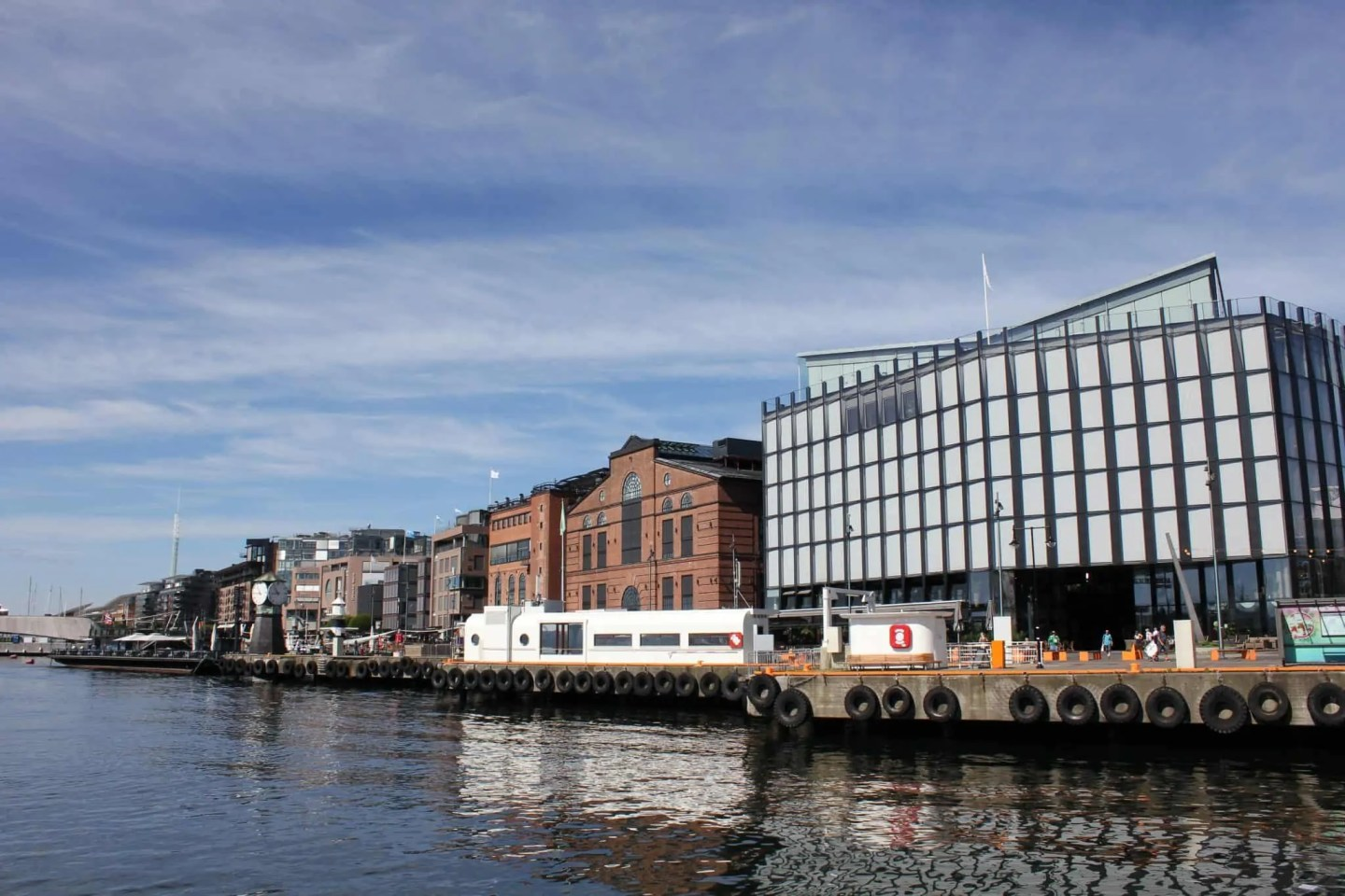 best time to visit Oslo, things to do in Oslo, free things to do in Oslo, fun things to do in Oslo, Oslo in summer, Aker Brygge