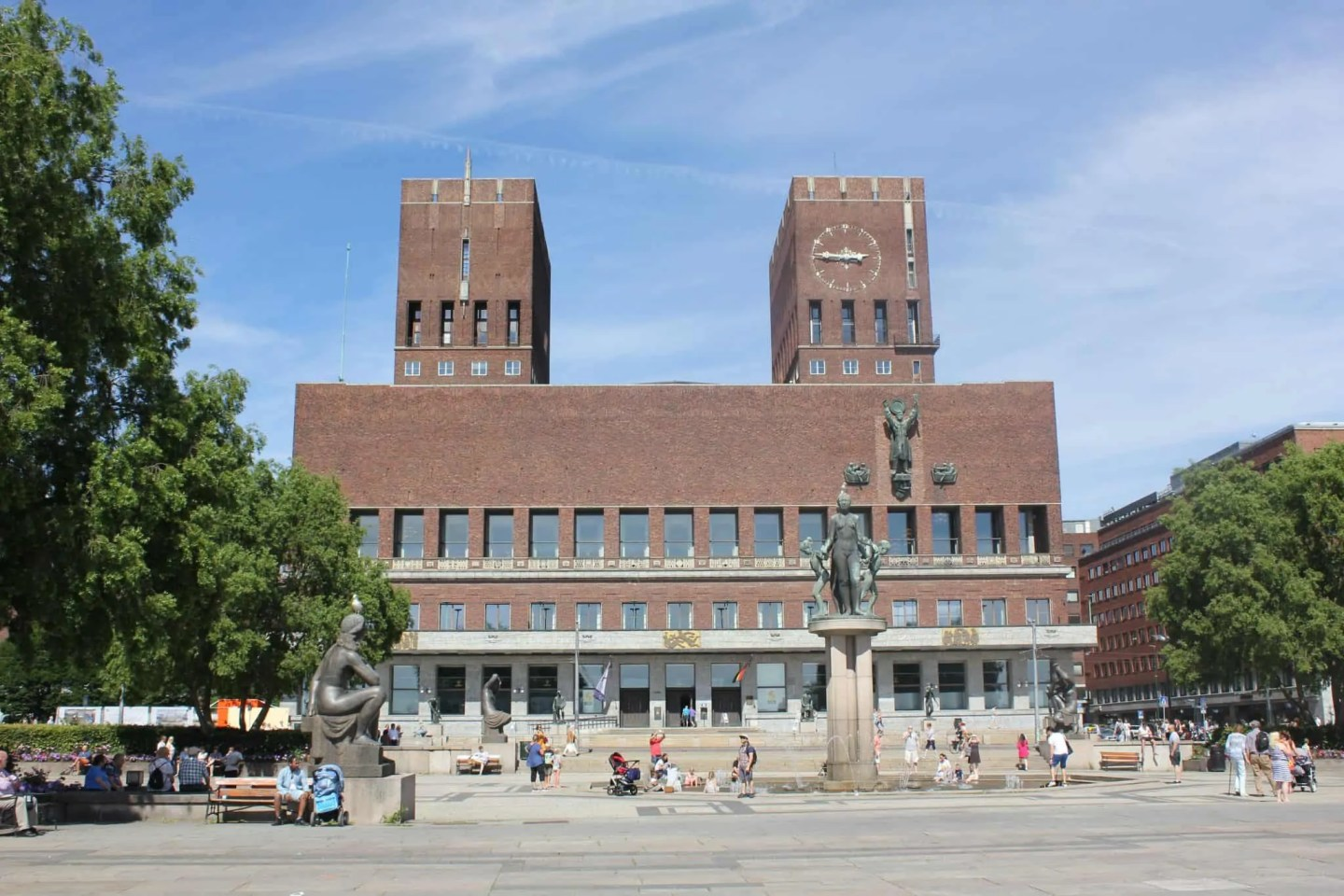 best time to visit Oslo, things to do in Oslo, free things to do in Oslo, fun things to do in Oslo, Oslo city hall, best museums in Oslo