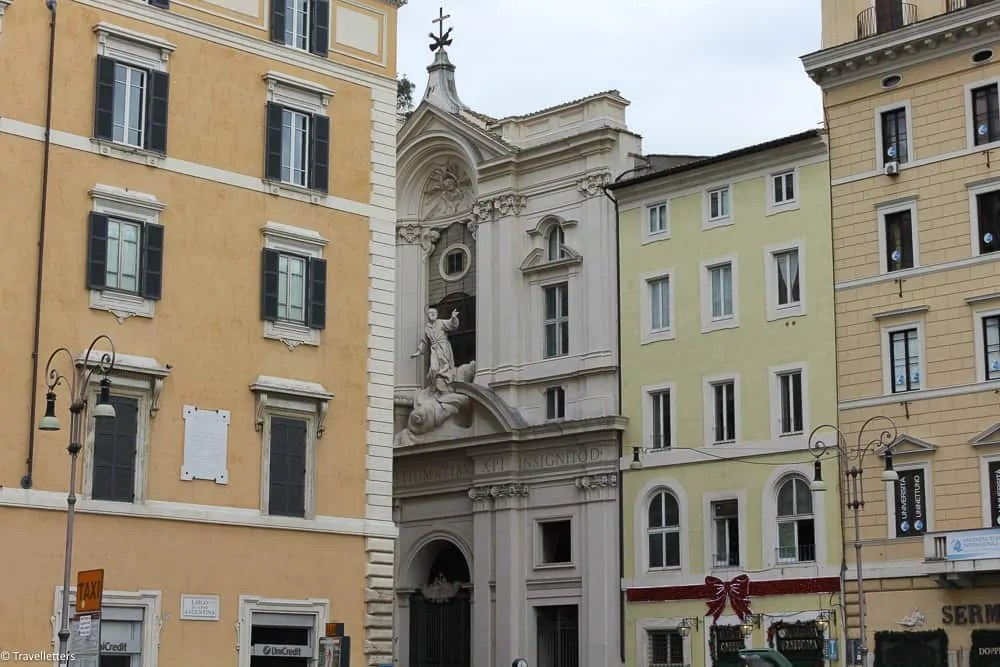 Visit Rome in winter, 2 days itinerary