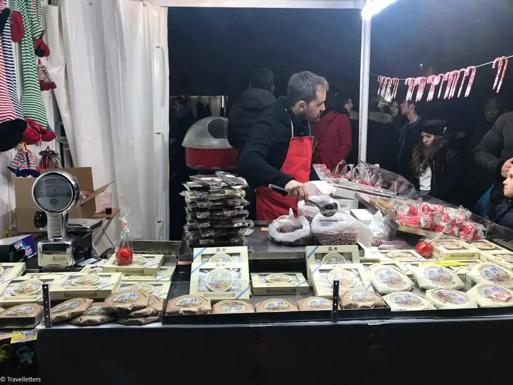 Christmas market on Piazza Navona in Rome, tthings to do in Rome, St. Peter's Square, St. Peter's Dome in Rome, visit Rome in winter, Rome in winter, winter in Rome, Vatican city, 2-3 days Rome itinerary