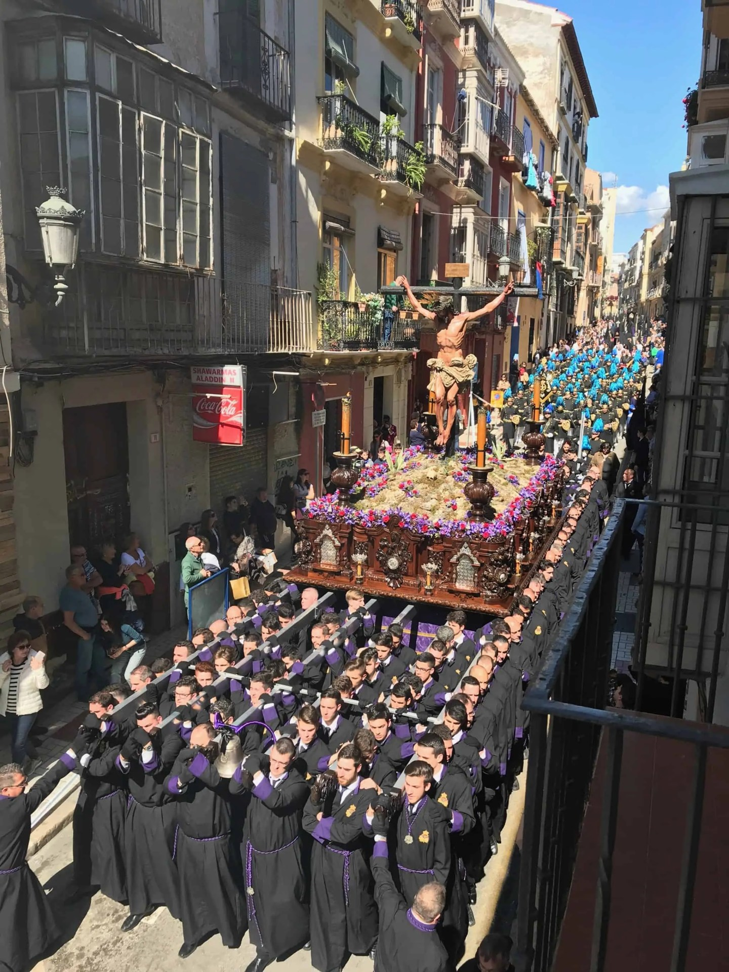 Påskeuken i Malaga