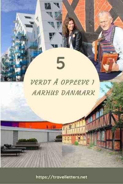 5 ting alle bør oppleve i Aarhus Danmark #aarhus #danmark #storbyferie #europa #storbyweekend #langhelg