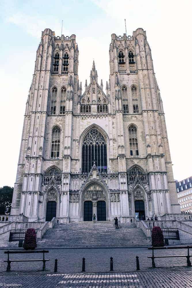 Katedral St. Michael og St. Gudula