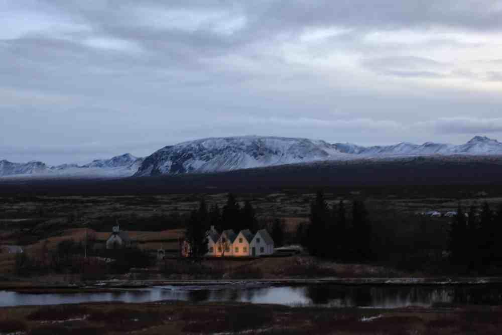 Thingvellir nasjonal park, weekendtur til Reykjavik, Island, Golden Circle, helgetur til Reykjavik Island