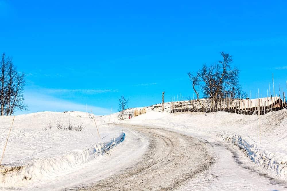 Gåtur GarliaBeitostølen, Valdres, ting å gjøre på Beitostølen på vinteren uten ski på beina