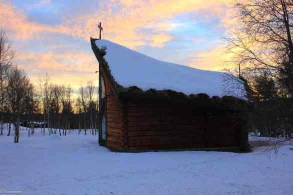 Lyskapellet på Beitostølen, Valdres, ting å gjøre på Beitostølen på vinteren uten ski på beina