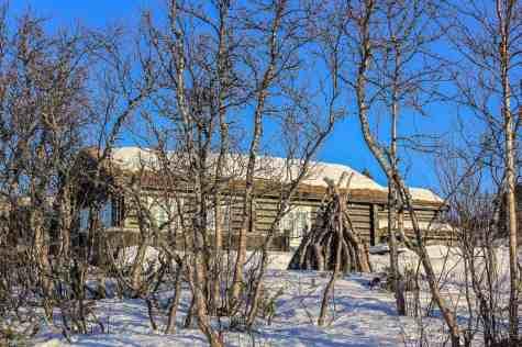 Norwegian mountain cottage