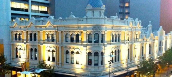 Top 5 Roof Top Bars in Perth