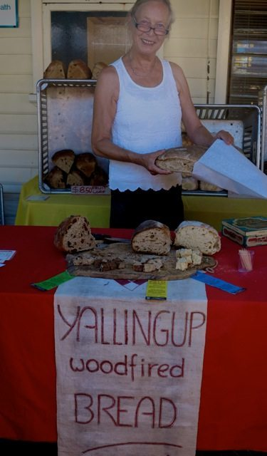Yallingup wood fired bread is the best bread you'll ever eat