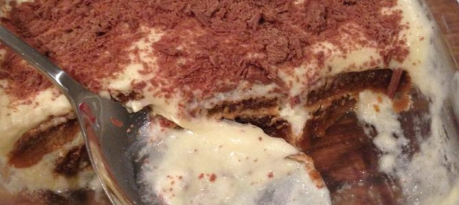 Tiramisu my way – the best recipe ever