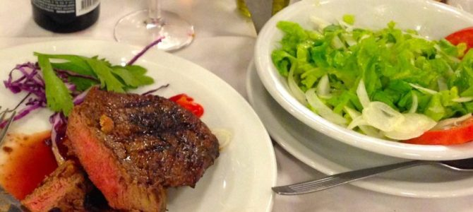 Beef and Malbec in Buenos Aires