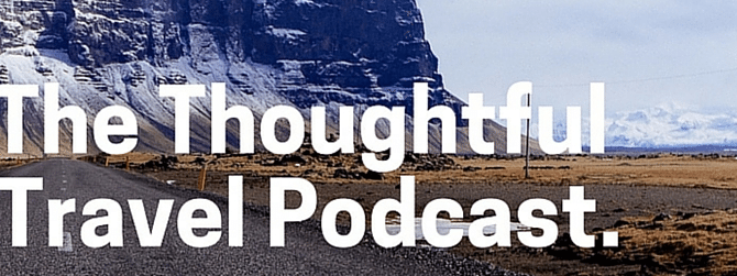 Travelletto on Thoughtful Travel Podcast