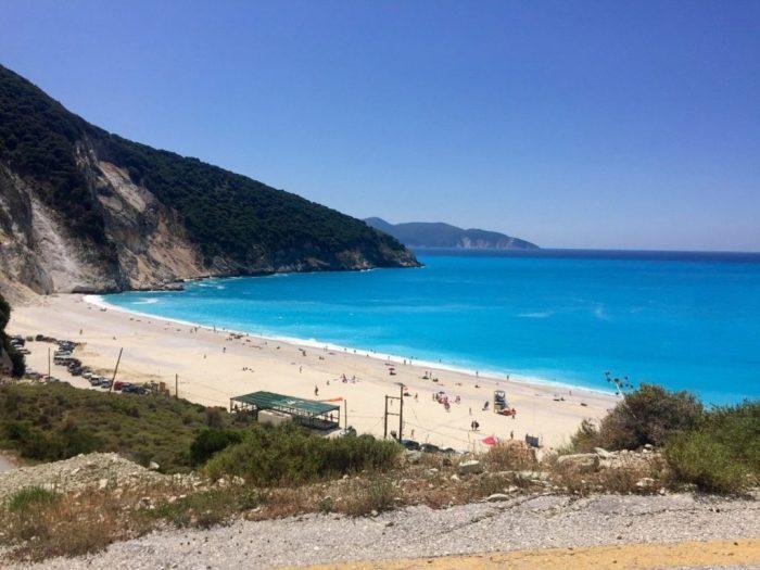 Kefalonia - 4 Myrtos Beach