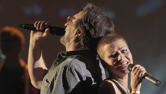 Шевчук и Алена Романова