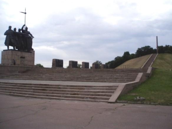 мемориал Славы в Чернигове