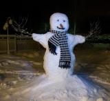 снеговик Весов
