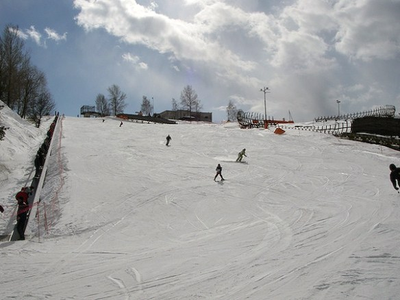 сноубординг в Вышгороде