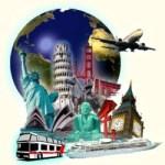 Виртуальное путешествие по виртуальному глобусу