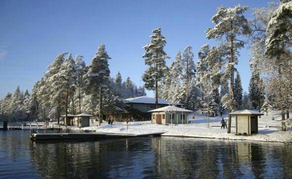 Финляндия - сказочная страна