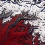 Уникальные фото и видео Земли из космоса