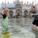 Поплавать в центре Венеции!