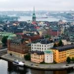 Прекрасные достопримечательности Швеции