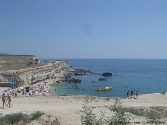где купаться в Севастополе